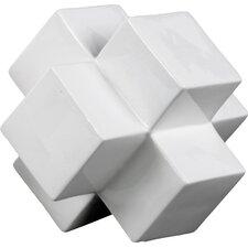 Cross Cube Sculpture