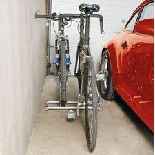 2 Bike Seurat Floor Stand Freestanding Bike Rack