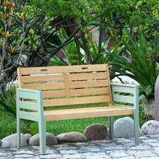 Osier 2 Seater Timber Bench