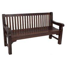3-Sitzer Gartenbank Bristol aus Massivholz