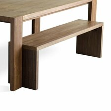 Plank Wooden Dining Bench