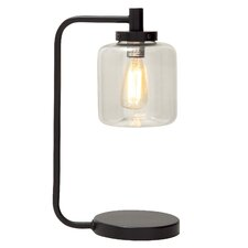 """Peaslee 20"""" Arched Table Lamp"""