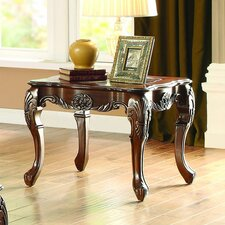 Witherell End Table by Astoria Grand