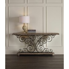 Console Scroll Section by Hooker Furniture