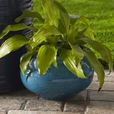 Tuscan Wide Ceramic Pot Planter
