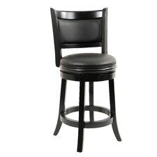 Orangeville 24 Swivel Bar Stool by Darby Home Co®