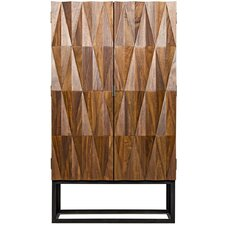 Muna 2 Door Accent Cabinet by Noir