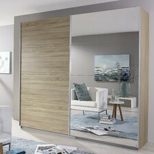Friedberg Sliding 2 Door Wardrobe