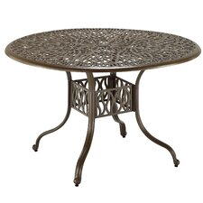 Tardiff Floral Blossom Dining Table