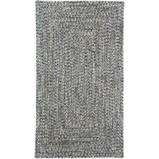 Lemon Grove Smoke Variegated Outdoor Area Rug