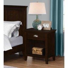 Acadian 1 Drawer Nightstand by Simpli Home