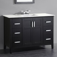 Winston 48 Single Bathroom Vanity Set by Simpli Home