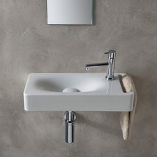 """Hung 24"""" Wall Mounted Bathroom Sink"""