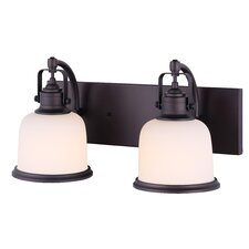 Boyette 2-Light Vanity Light