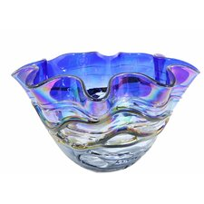 Medium Mount Fuji Glass Decorative Bowl