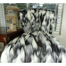 Tibet Fox Faux furThrow