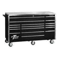 "Triple Bank 72""W 17-Drawer Tool Chest"