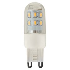 4W G9 LED Light Bulb (Set of 3)