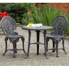 Wenlock 2 Seater Bistro Set