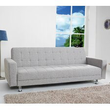 Wantaugh 3 Seater Clic Clac Sofa Bed