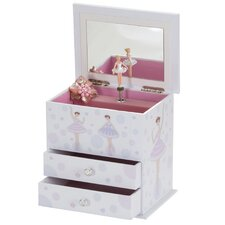 Carina Musical Jewellery Box