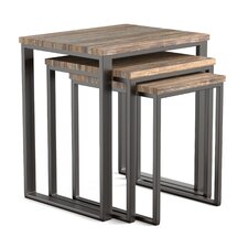 Perry 3 Piece Nesting Tables by Laurel Foundry Modern Farmhouse