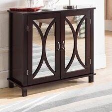 Anabella Wood Door Console Table by Zipcode Design