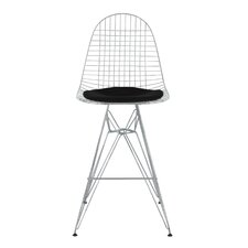 "Rosser 43.31"" Bar Stool with Cushion"