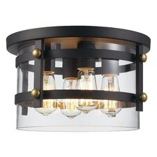 Daniel 4-Light Flush Mount