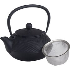 0.75L Cast Iron Teapot