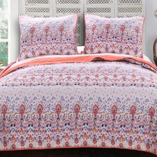 Amber Reversible Quilt Set