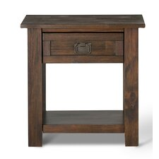 Monroe End Table by Simpli Home