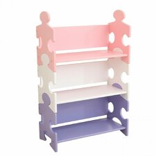 """Puzzle 38.25"""" Bookcase"""
