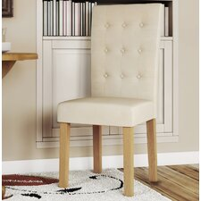 Pauline Upholstered Dining Chair (Set of 2)