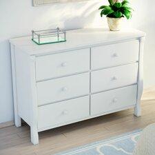 Herberta 6 Drawer Dresser by Delta