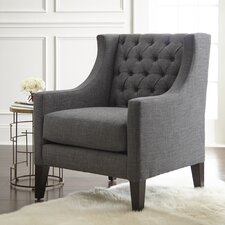 Ellington Wing back Chair by Home by Sean & Catherine Lowe
