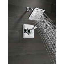 Dryden Diverter Shower Faucet with Lever Handle