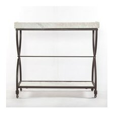 Shiloh Console Table by 17 Stories