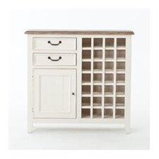 Makayla Floor Wine Cabinet