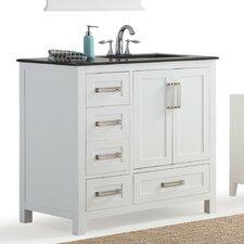 Evan 36 Single Bathroom Vanity Set by Simpli Home