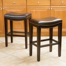 "Garry 26"" Bar Stools (Set of 2)"