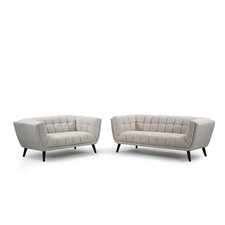 Odessey Sofa and Loveseat Set