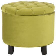 Grover Tufted Storage Ottoman by House of Hampton®