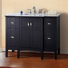 45 Single Bathroom Vanity Set by Bellaterra Home