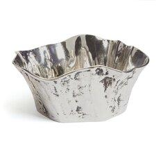 Silver Polished nickel Bowl