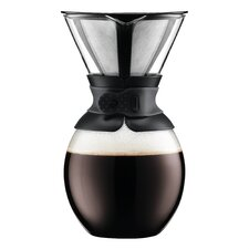12-Cup Pour Over Coffee Maker