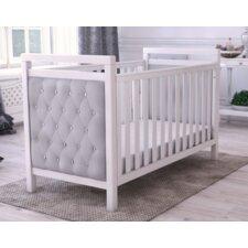 Velvet Deluxe Convertible Cot Bed
