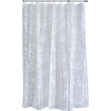 Ocean PEVA Shower Curtain