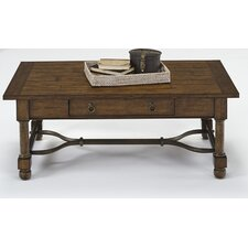 Leda Coffee Table with Lift Top by Loon Peak