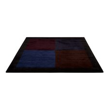 Hand-Crafted Area Rug